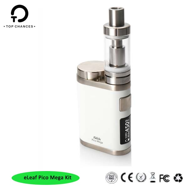 Eleaf iStick Pico Mega TC Full Kit Updated iStick Pico 5 colors are available