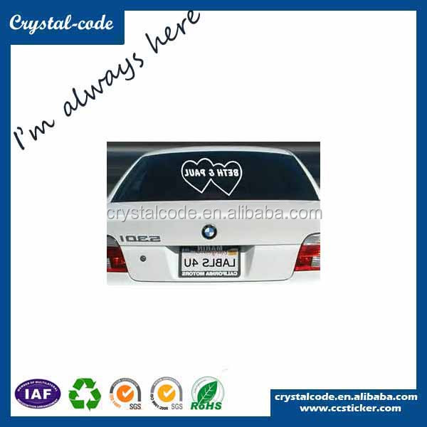 Trendy car body sticker picture car wrap sticker