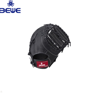 Cheap Price Cowhide Leather Baseball Glove Embroidery