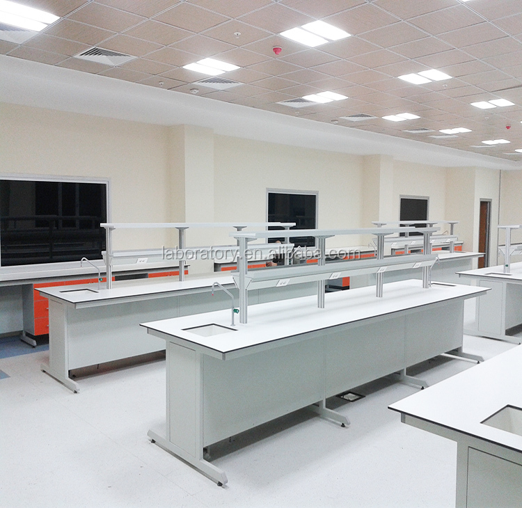 Chinese Lab Furniture Chemistry Biology Laboratory Furniture/epoxy Resin  Table Top, View Lab Table Tops, BOKA Product Details From Guangzhou Boka Lab  System ...