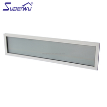european fixed glass windows/solid glass window/aluminium glass window
