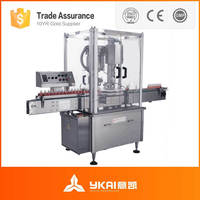 GS-6 automatic beverage filling machine / small manufacturing machines/soft drink filling machine production line