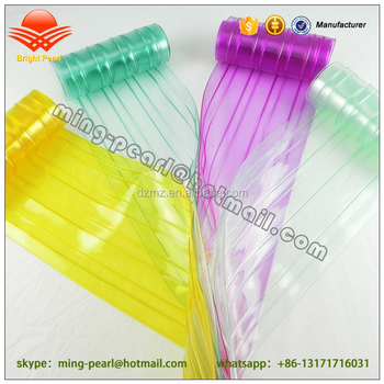 plastic PVC Strip door Curtain with competitive price