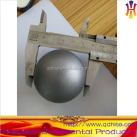 Factory supplier wrought iron metal spheres forged solid carbon steel ball