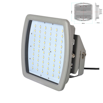 IP68 UL DLC 90w led explosion proof floodlight with 5 years warranty