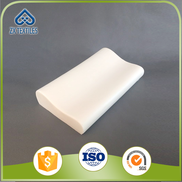 high quality manufacturers panda bamboo memory foam pillow for sale