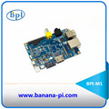 Banana Pi M1 drive IC type electronic single board computer stronger than raspberry pi