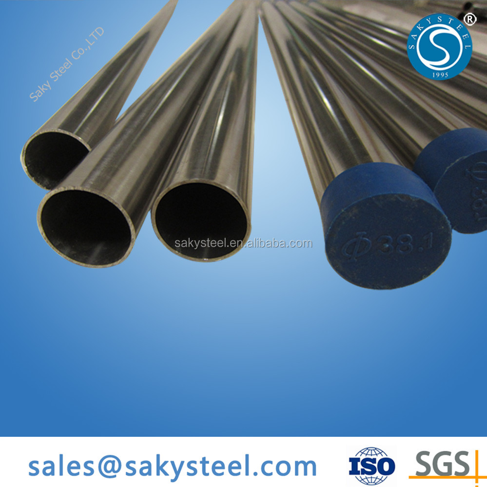 ASTM 321 stainless steel pipe 1.2mm thick