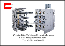 professional plastic injection mold maker according to 3D drawings or samples