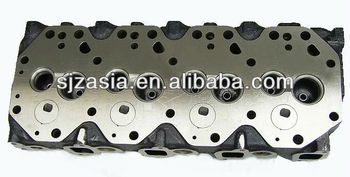 cylinder head 1B(NEW) 11101-56050 factory, cylinder head bare Toyota Coaster/Dyna/Land Cruiser/Toyo Ace 2977cc 3.0D 8v 1980-88