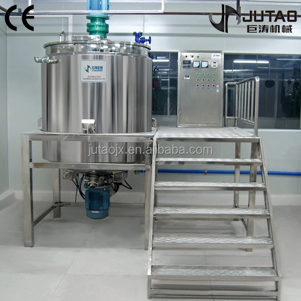 Automatic price of liquid soap making machine