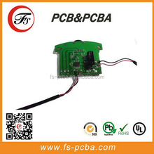 Lcd module touch pcb assembly,screen led pcba,china assembled pcb board