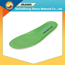 Memory cotton EVA removable breathable foot massage insole