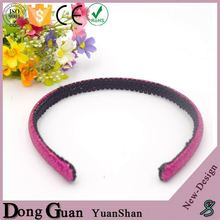 2016 new design alibaba website my style fashion jewelry leather headbands for women hair accessories headband