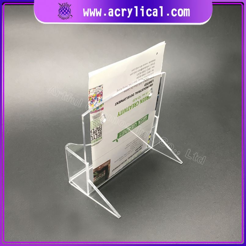 Customer Logo Solar Power Rotated Display Stand For Jewelry & Mobile Phone Acrylic Display