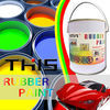 car peelable rubber paint gallon