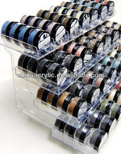 WHOLESALE EYE SHADOW with Display Unit . Pick 28 Colors (112 Jars Total) . Comes with Acrylic Countertop Display