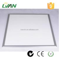 60x60 cm led panel light/600x600 led drop ceiling light 2x2