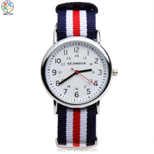 R0569 JAPAN MOVT NYLON BAND WATCH