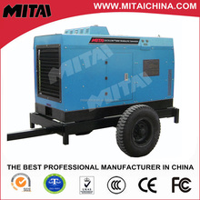 Two Phase ARC Welding Machine for Generating Electricity and Welding Pipeline
