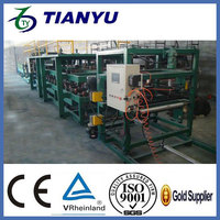 machine will continuous polyurethane sandwich panel production line