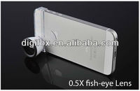 0.5X Wideangle photo lens for smart phone lens