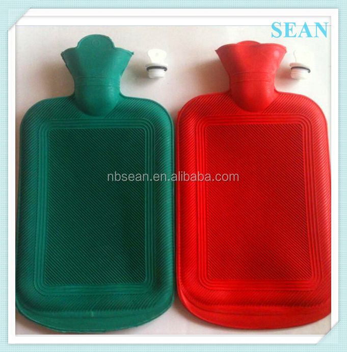 Hot selling ice bag hot water bottle for wholesales