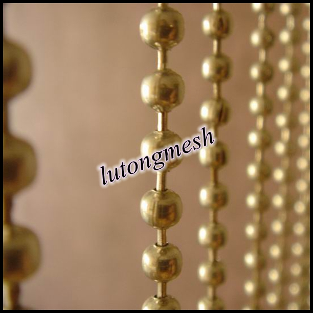 Hot selling bead string decorative/Beaded partition/bead curtain