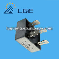 10A 100V Silicon Glass Passivated Diode Bridges KBPC1001