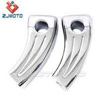 "MOTORCYCLE 3.5"" PULL BACK MOTORCYCLE COMFORT FOR HANDLEBAR RISERS FITS METRIC CRUISERS BIKES ZJMOTO"