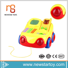 2016 top sale educational product music toy phone for children