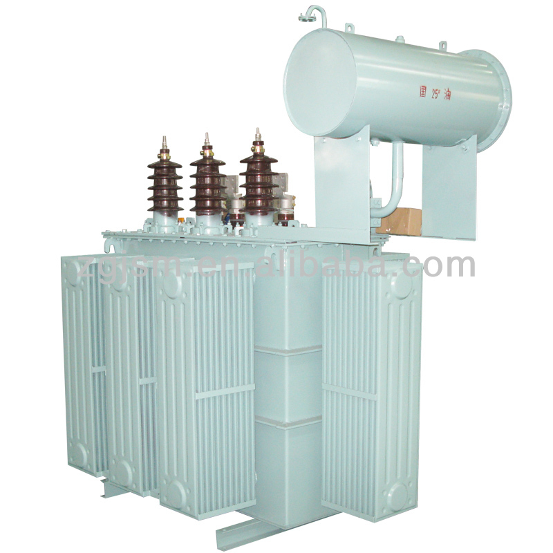 Oil Immersed 11KV 2000KVA Power Transformer