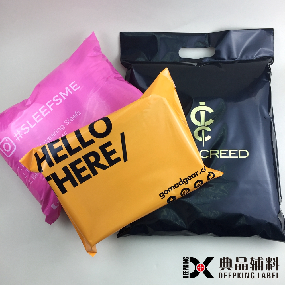Custom Plastic Mailing Bags Printed Poly Mailer Shipping Courier Bag Manufacturer Product On Alibaba