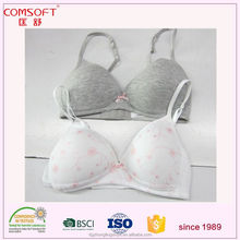 OEM cheap price Women cotton Pregnant Mama Nursing sleep Bra