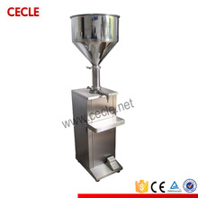 FF4-500 shea butter filling machine for small business at home/ cigarette bottle filling machine price