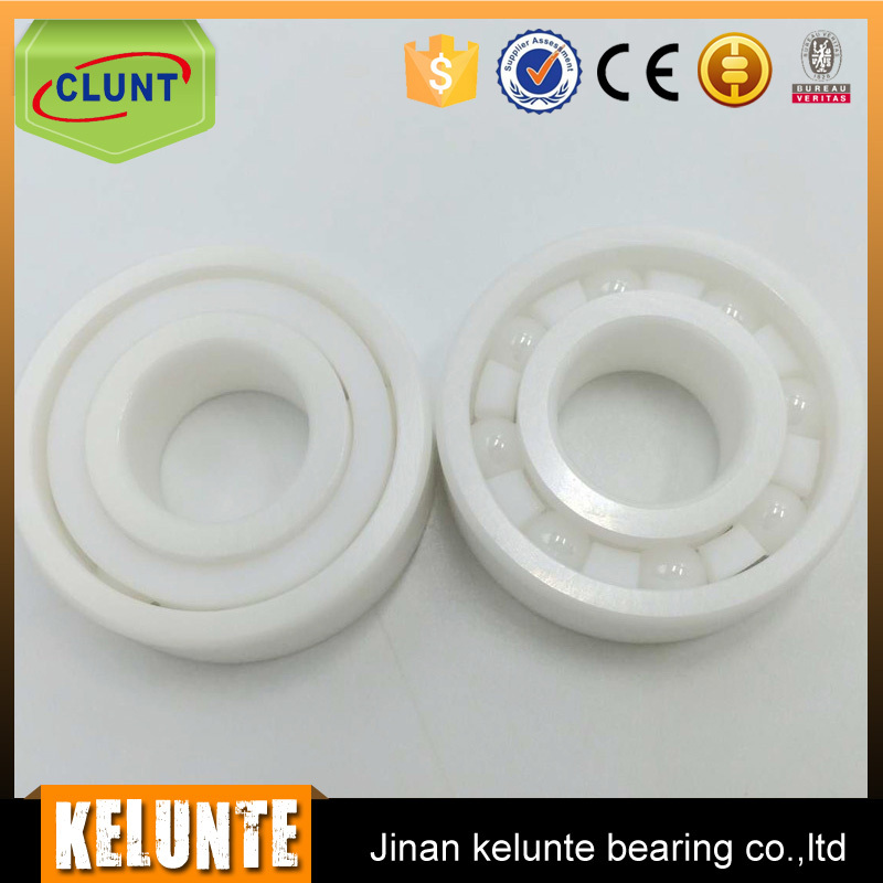 Linqing factory high speed ZrO2 full ceramic ball bearing 608 Zr02 for bike
