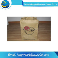 High quality Recyclable Folding non woven wine bag