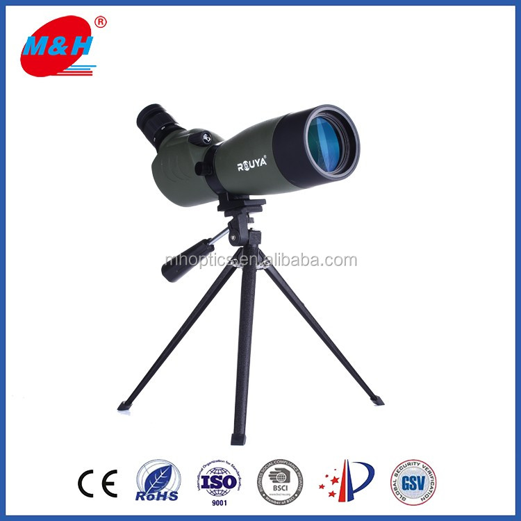 Monocular spotting scope 15-45X50