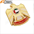 National Day Souvenirs Gifts UAE Metal Eagle Pin Falcon Badges
