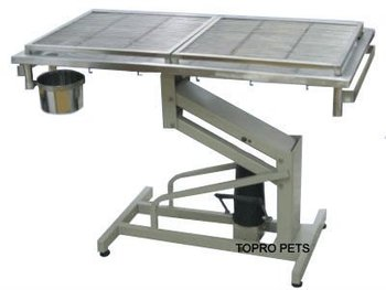 animal surgery table,hydraulic pet operating table, animal surgical table,vet surgical table