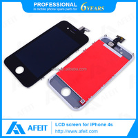 100% original for iPhone 4s Lcd screen, lcd for iPhone 4s