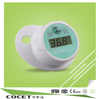 factory supply accuracy sensor medical fast reading LCD display flexible oral baby digital thermometer