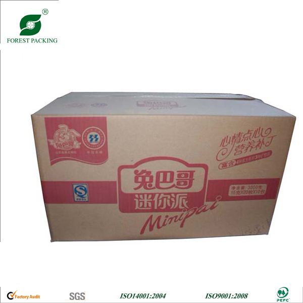 CHINA PAPER CARDBOARD PIE BOXES FP600971