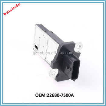 High Quality Mass Air Flow Meter/MAF Sensor OEM 22680-7S000 22680-7S00A