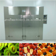Commercial stainless steel almond box-type dryer