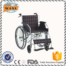 cheap lightweight folding aluminum wheelchair