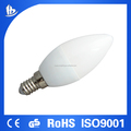 High lumen Led candle light 3w 4w 5w high lumen and low price