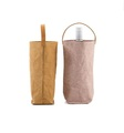 washable kraft paper fabric wine cooler bag