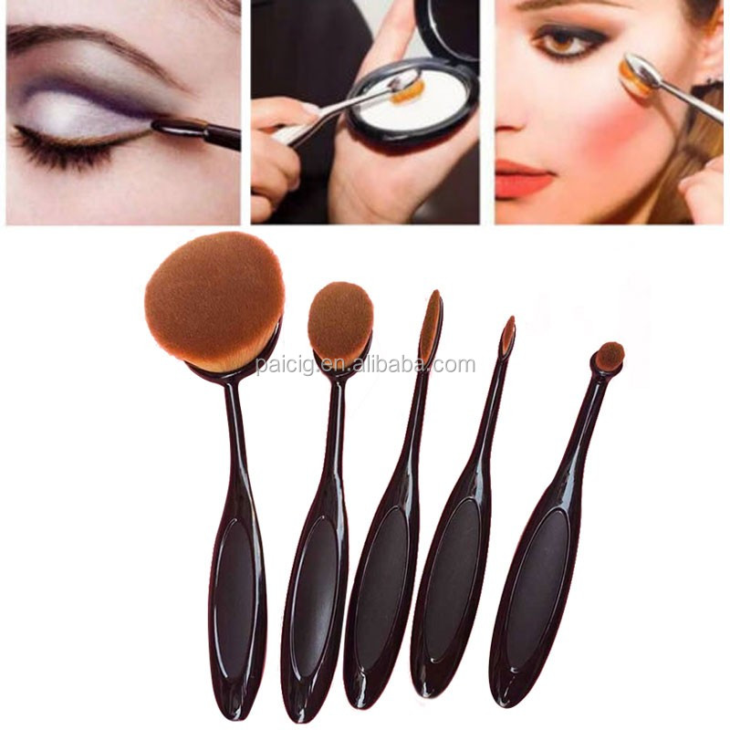 New Make Up Synthetic Hair Essential Kit Professional Makeup Brushes Tool Set