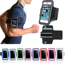 For iPhone X 8 7 6 plus Armband Case Sports GYM Running Exercise Arm Band Holder for Samsung S8 S7 Note 8 edge